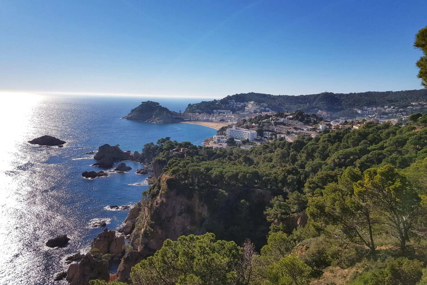 The best active holiday tours in the Costa Brava