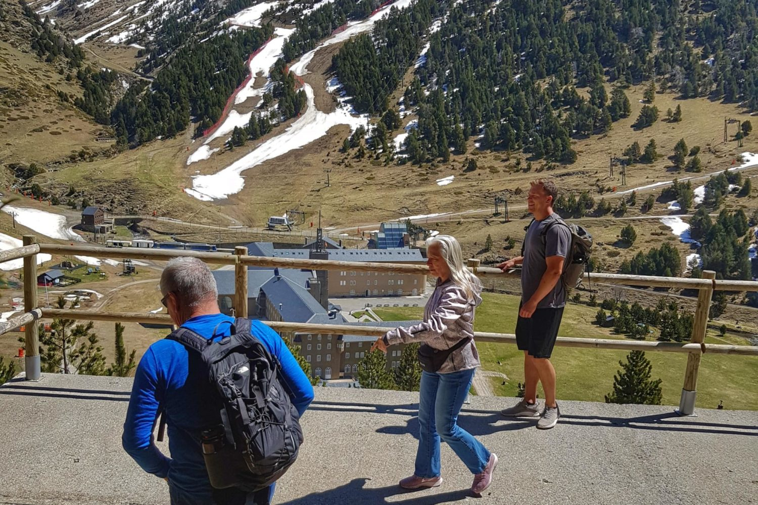 Leave the hustle and heat of Barcelona to explore truly majestic views in the Pyrenees
