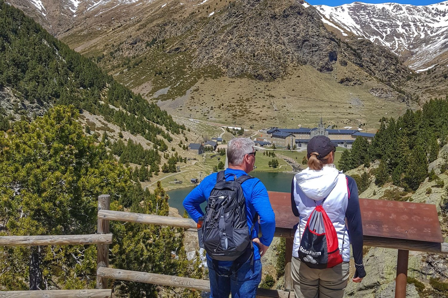 Enjoy majestic views around the Nuria Valley and observe the wildlife