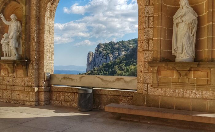 Montserrat main square