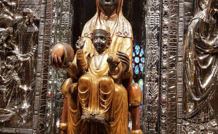 Black Madonna of Monserrat