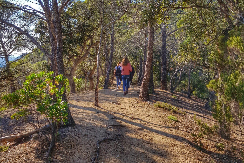 Hiking El Camino de Ronda