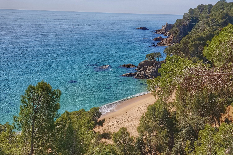 Costa Brava secret coves