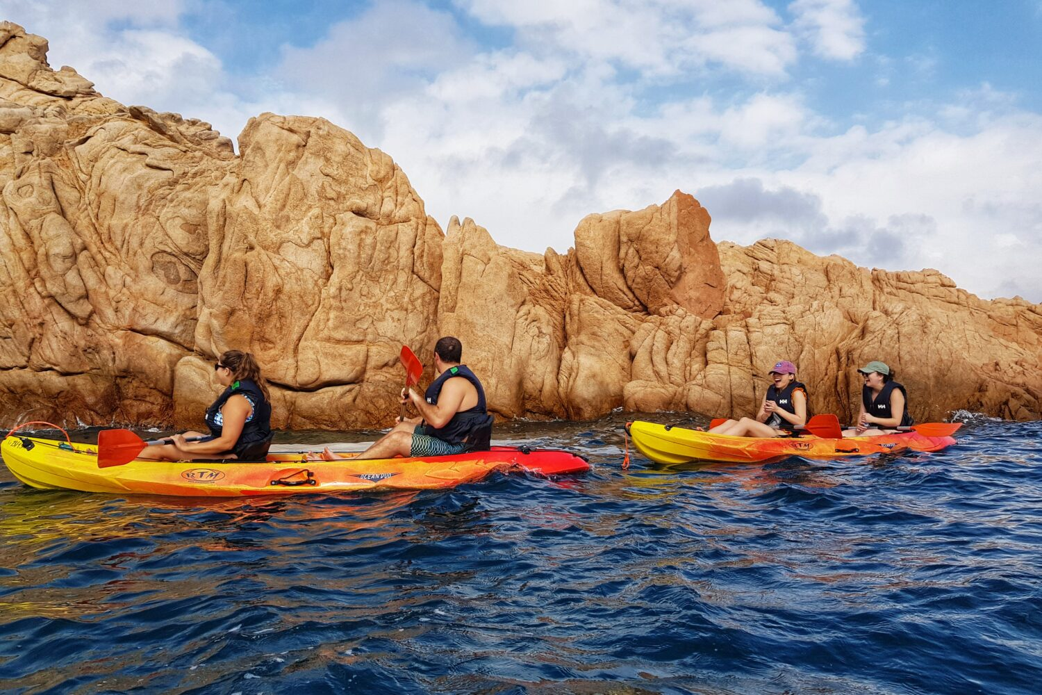 Costa Brava kayaking tours from Barcelona