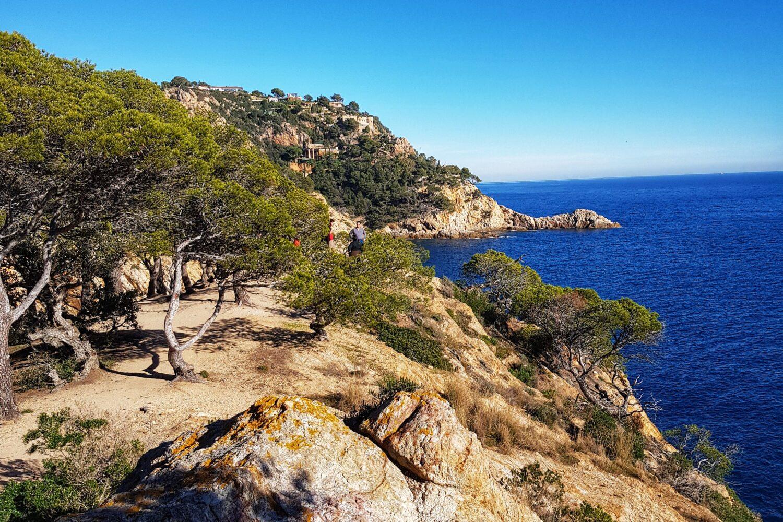 Hiking Costa Brava
