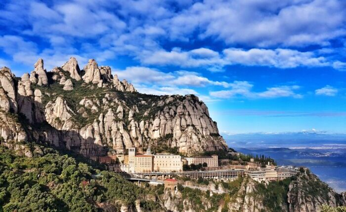 Montserrat small group hiking tours from Barcelona