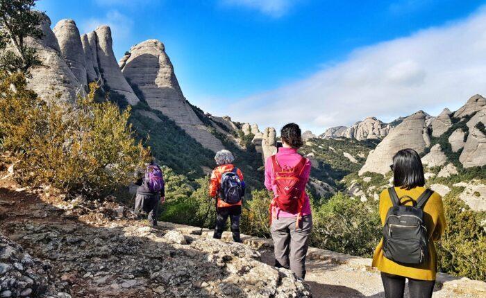 La Gorras in Montserrat