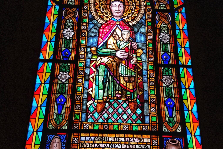The Sanctuary Virgin of Nuria