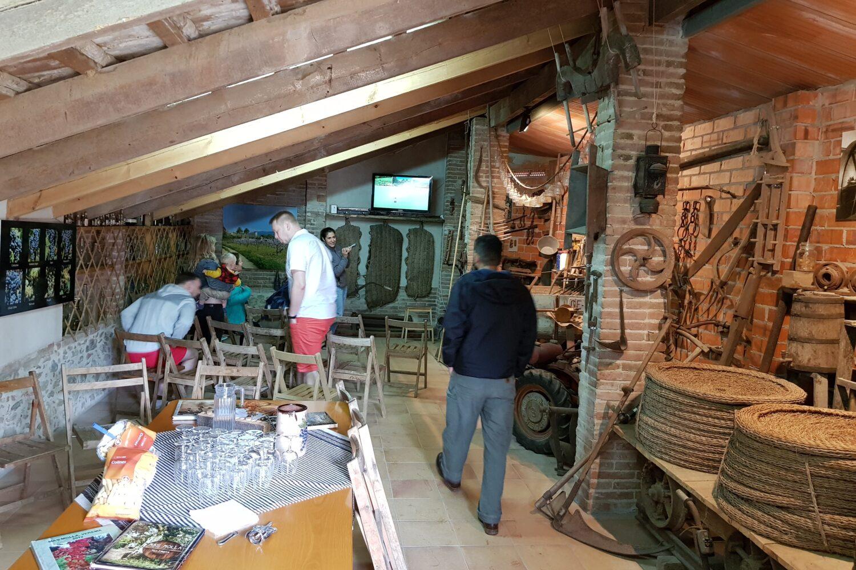 Winery Mas Molla in Calonge